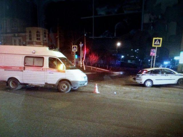 В Ставрополе задержали водителя, который пытался скрыться от автоинспекторов и спровоцировал ДТП