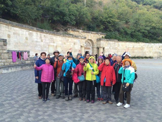 Гости с острова Тайвань посетили Северный Кавказ
