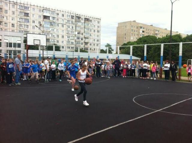 Первый этап спартакиады среди школьников прошёл в Ставрополе