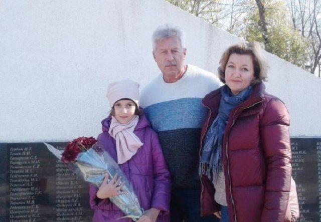 Жительница Железноводска спустя 75 лет нашла могилу прадеда-фронтовика