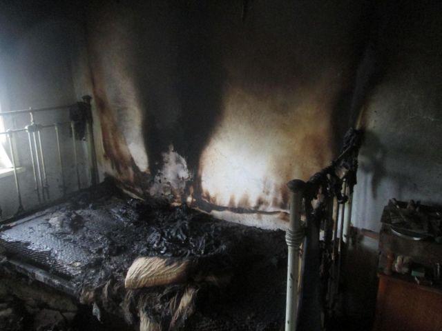 На Ставрополье спасатели обнаружили на месте пожара труп пенсионера