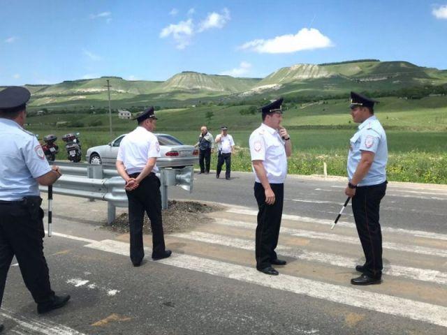 Главный госавтоинспектор Ставрополья проинспектирует работу стационарных постов ДПС