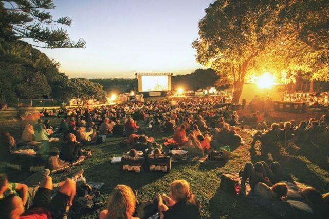 Ночь кино пройдёт в парке Победы Ставрополя
