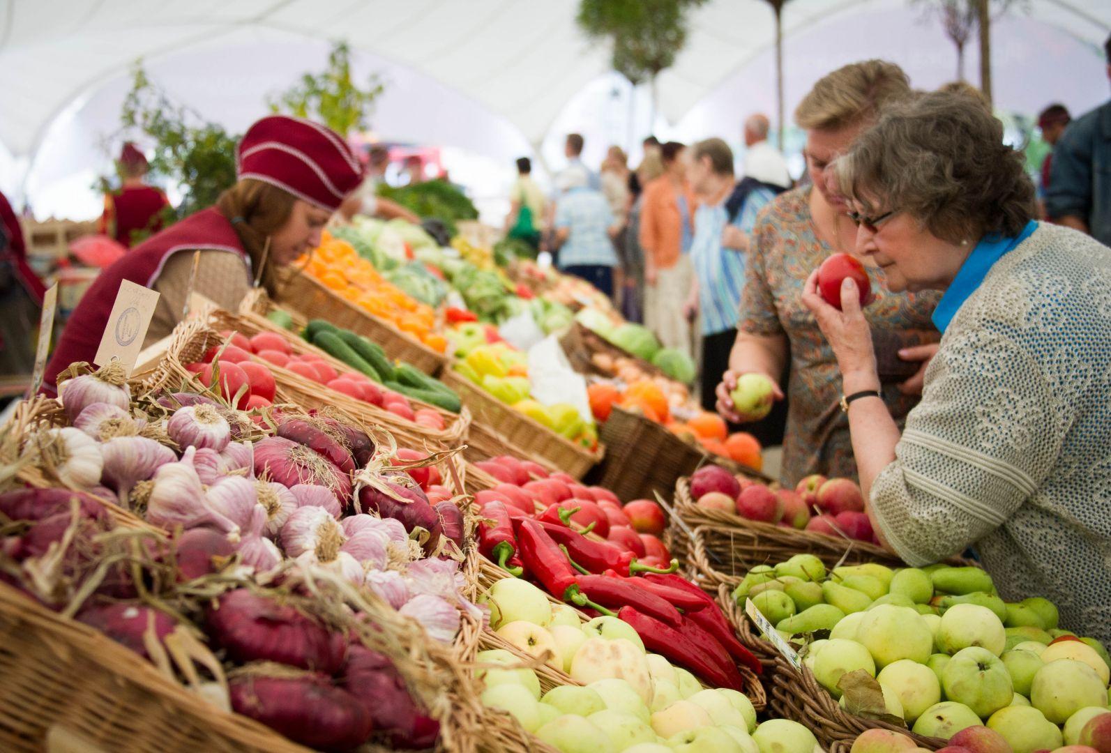 На Ставрополье подорожали лук репчатый, морковь, капуста, мясо