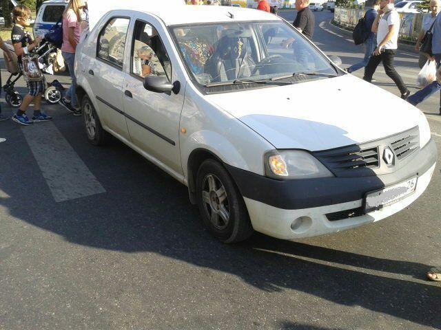 В Ставрополе водитель легковушки сбил 13-летнего велосипедиста