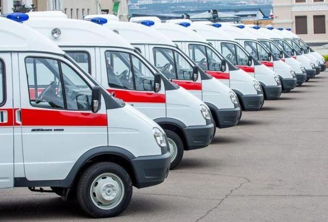 Житель Ставрополья возмутился своей поездкой в автомобиле скорой помощи