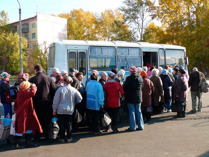Дачные маршруты Ставрополя обеспечат транспортом