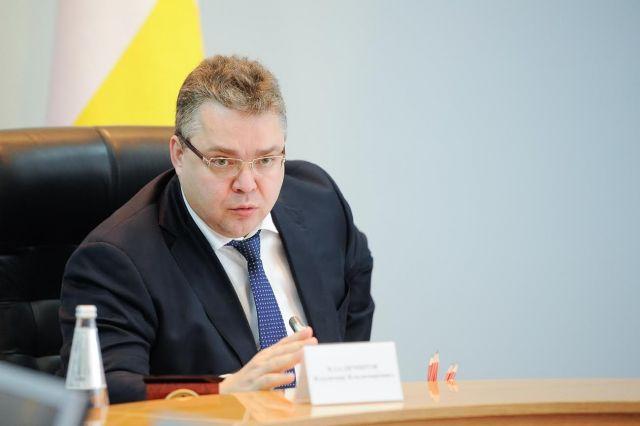 Владимир Владимиров взял на личный контроль восстановление моста через реку Юца