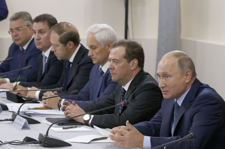 Президент провёл на Ставрополье совещание по развитию агропромышленного комплекса