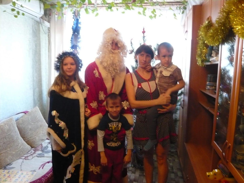 Ставропольским детям подарили «Рождественскую сказку»