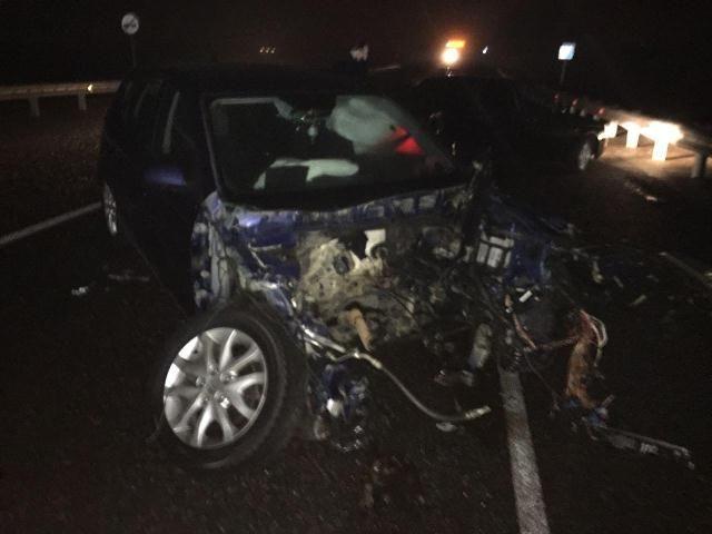 Житель Ставрополя погиб, врезавшись на автомобиле в дорожное ограждение