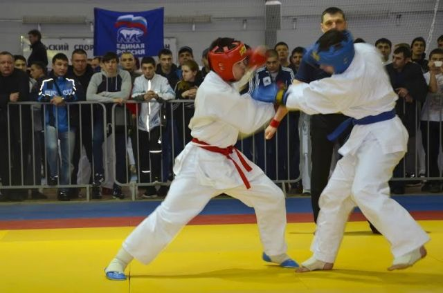 Рукопашники из Ставрополя одержали победу в первенстве России