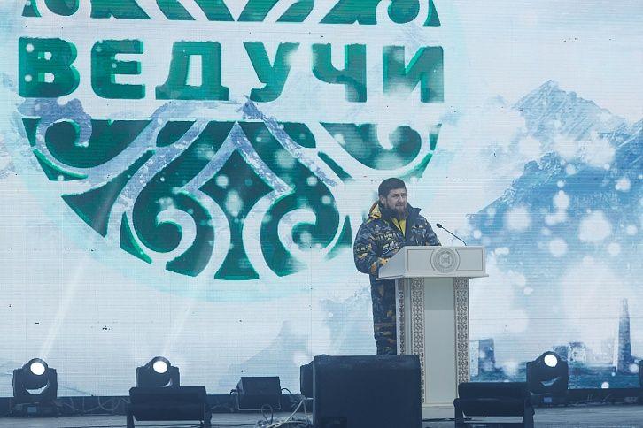 В Чечне открылся первый горнолыжный курорт «Ведучи»