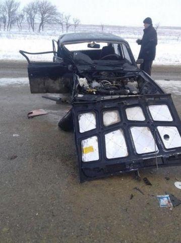 В Изобильненском районе в ДТП пострадали пять человек