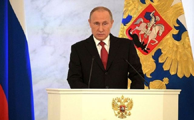 Владимир Путин объявил об участии в выборах президента
