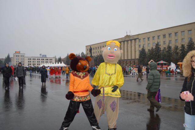 Масленичная неделя продолжается в Ставрополе