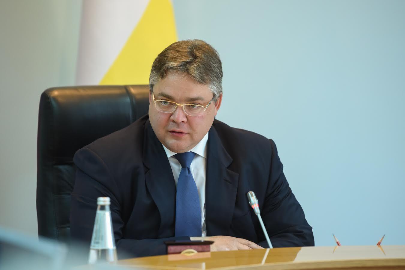 Губернатор В. Владимиров: РежимЧС наСтаврополье пора снимать