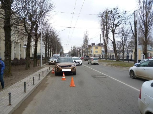 В Ставрополе пенсионерка сбила молодого человека