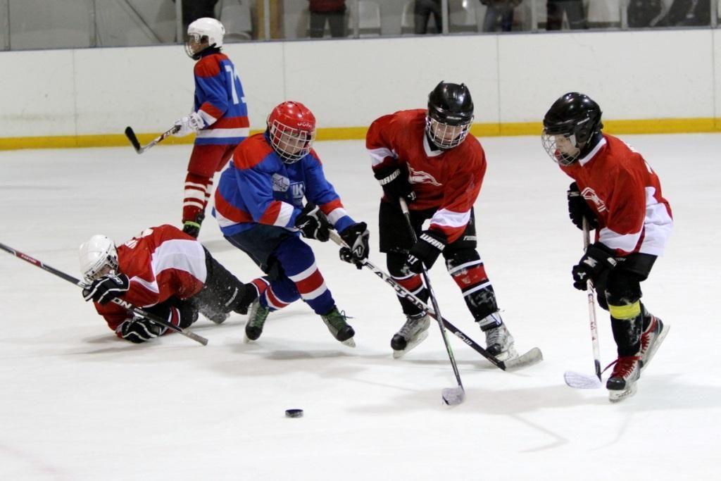 Вчесть земляка-героя вНевинномысске проведут хоккейный турнир
