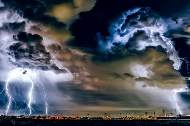 В выходные на Ставрополье сохранится дождливая пасмурная погода