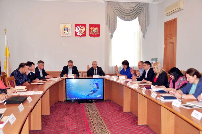 Дума города: Ставрополь демонстрирует рост по ряду экономических показателей