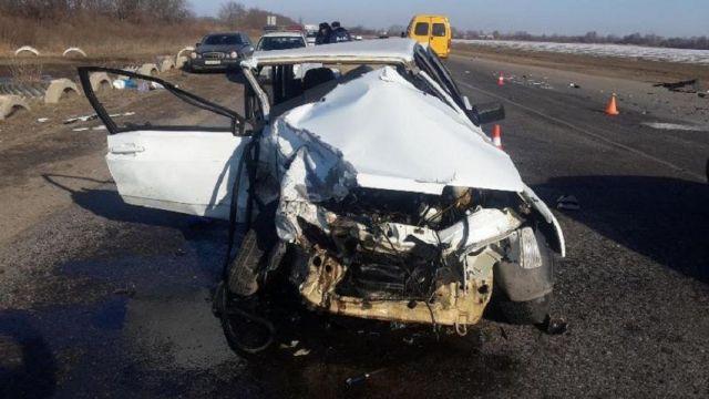 Пенсионер погиб в ДТП на Ставрополье