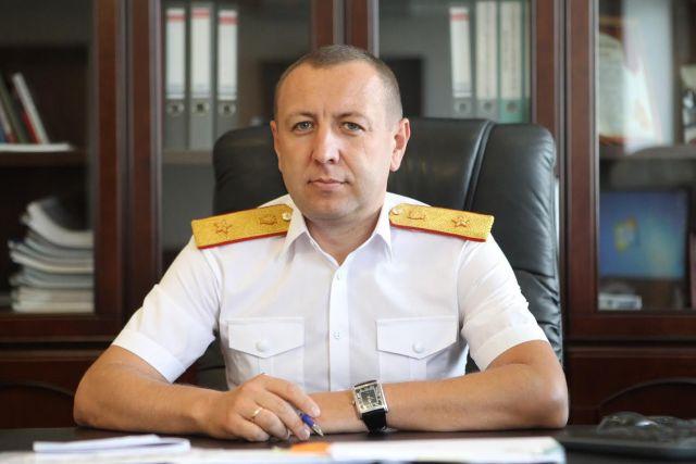 Игорь Иванов назначен руководителем следственного управления Следственного комитета Российской Федерации по Ставропольскому краю.