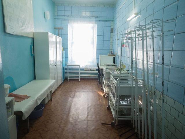 В Благодарном отремонтируют отделение районной больницы