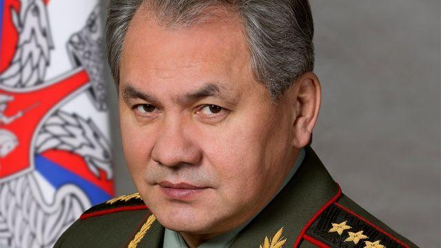 Сергей Шойгу поручил укреплять войска на Юге России