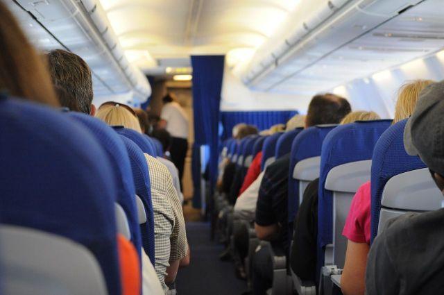 В Минеральных Водах с самолёта сняли двух пьяных пассажиров