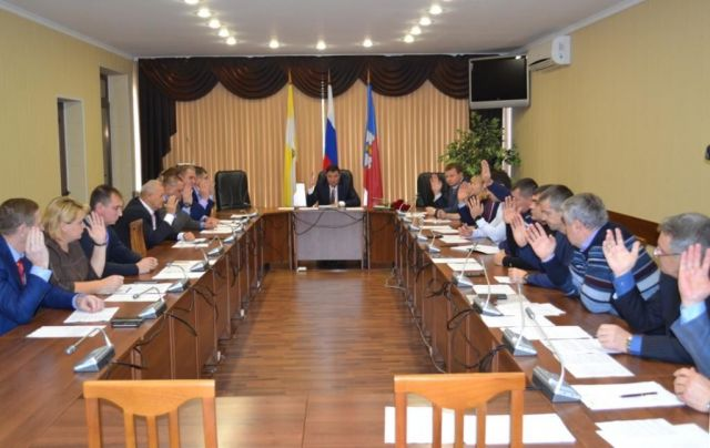 Главой города Будённовска избран Виталий Манько