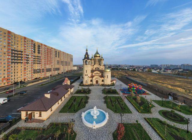 В Ставрополе освятили собор святого князя Владимира