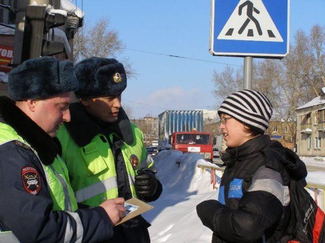 В Ставрополе с 26 по 31 января пройдёт операция «Безопасность детей на дороге!»