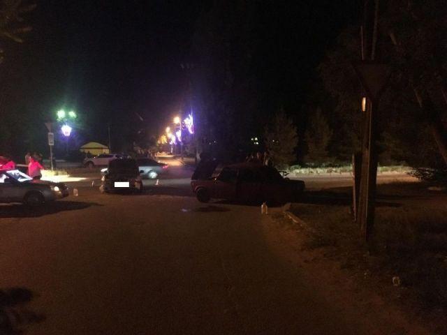 Семь человек пострадали в ДТП в Ставропольском крае