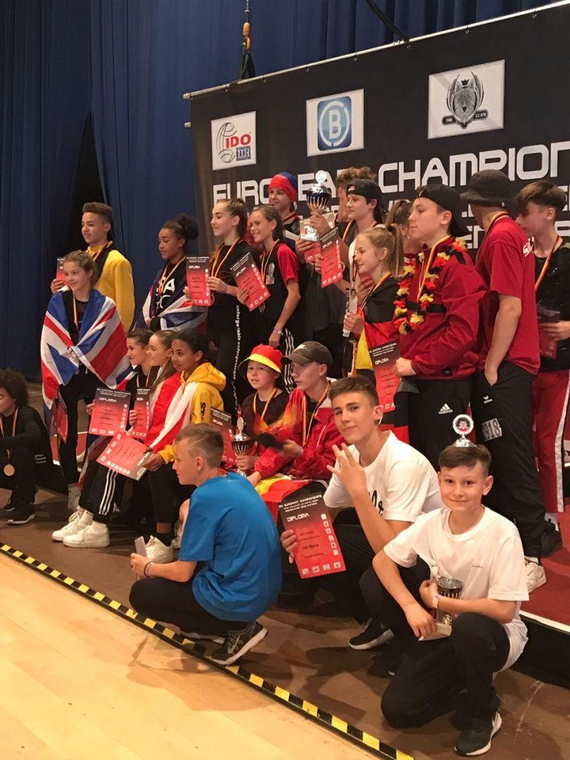 Ставропольские танцоры привезли золото с чемпионата Европы по хип-хопу в Германии