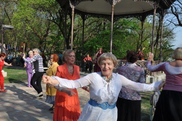 Ставропольские «супер-бабушки» покажут свои таланты