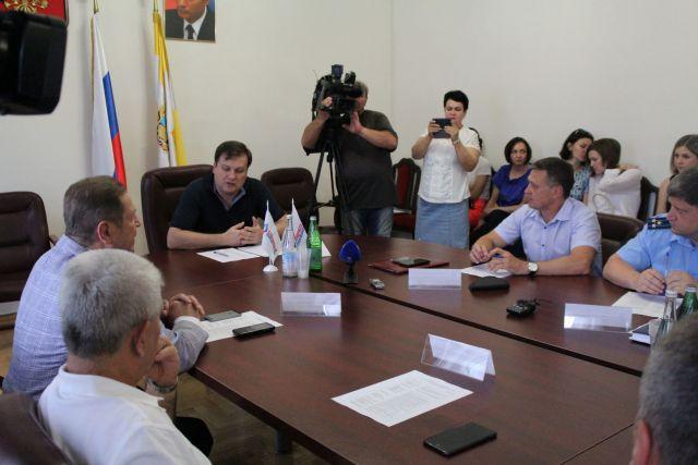 В Ставрополе обсудили первые результаты «мусорной реформы»