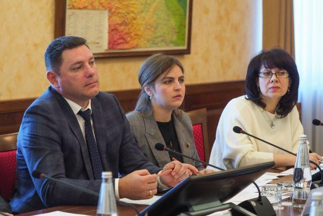 В правительстве Ставрополья обсудили развитие Кисловодска