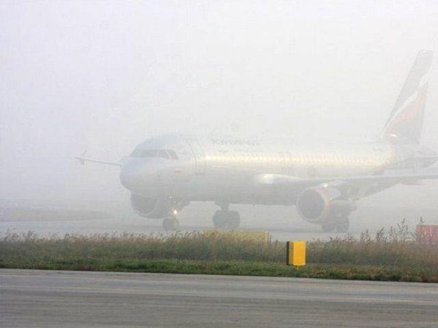 Самолёт из Стамбула не смог приземлиться в Ставрополе из-за тумана