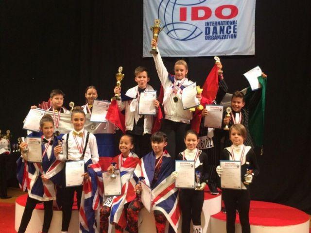 Ставропольские танцоры успешно выступили на чемпионате мира по современным танцевальным направлениям
