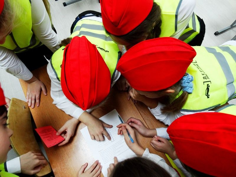 В Ставрополе прошёл первый общегородской квест на знание Правил дорожного движения