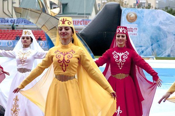 Пятигорск готовится кV юбилейному фестивалю национальных культур