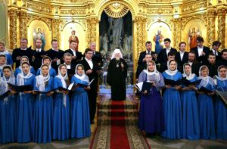 На Ставрополье состоится Рождественский хоровой собор