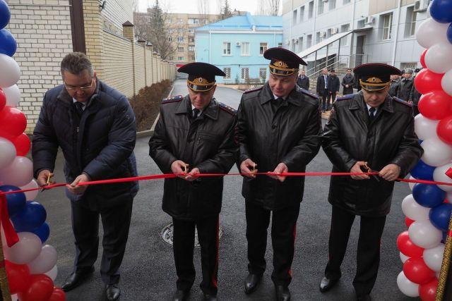 Новый корпус госпиталя для сотрудников и ветеранов полиции открылся на Ставрополье