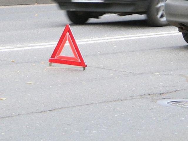 На Ставрополье перевернулся минивэн, есть пострадавшие
