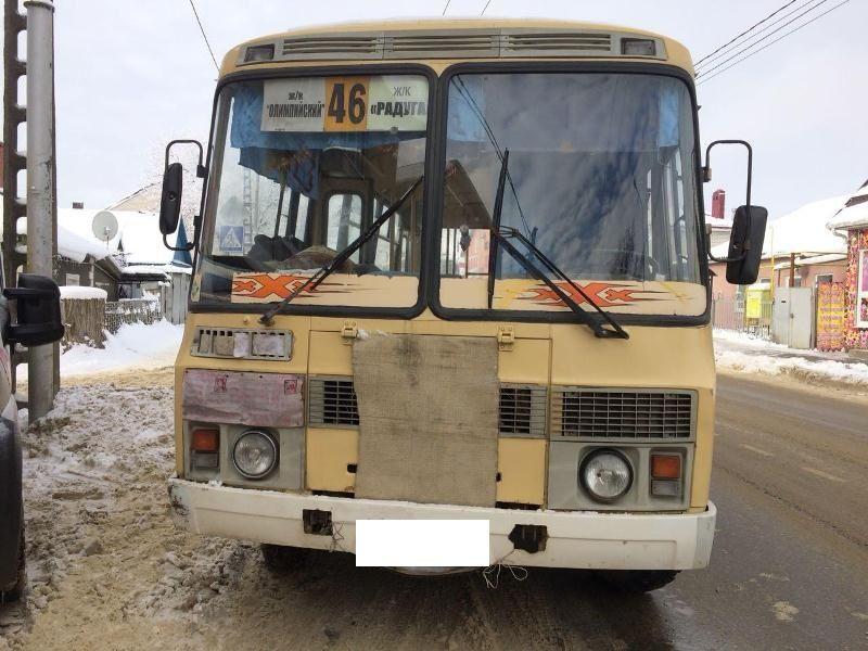 Престарелая женщина угодила под автобус напешеходном переходе вСтаврополе