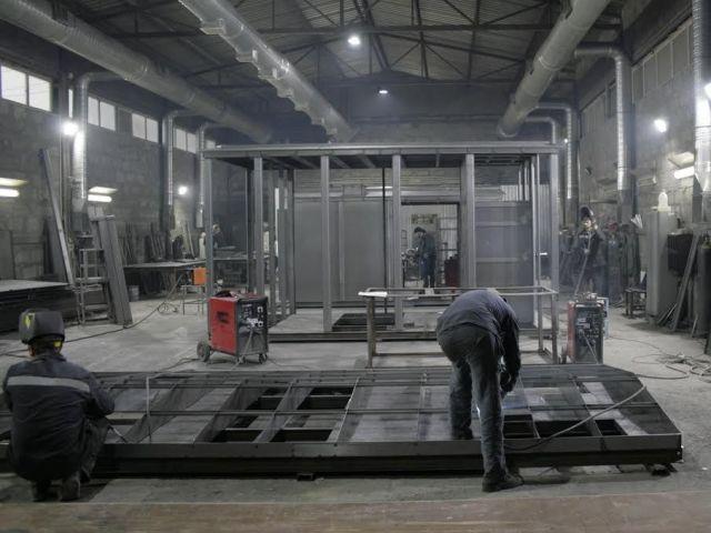 В Михайловске развиваетсяпроизводство энергетической техники