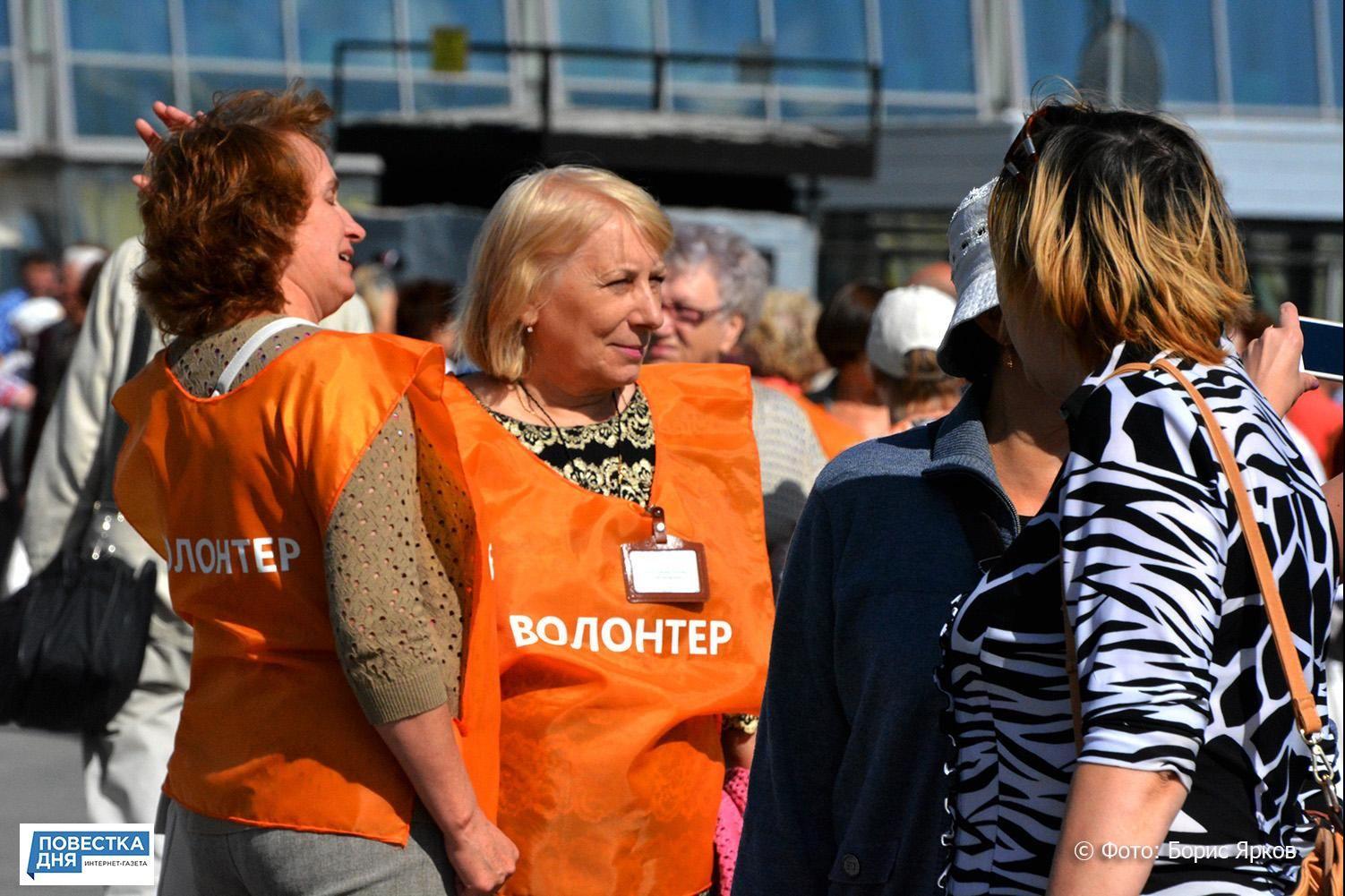 Свыше 400 жителей Ставрополья стали «серебряными» волонтёрами
