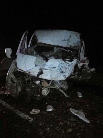 Два водителя погибли в лобовом столкновении в Будённовском районе