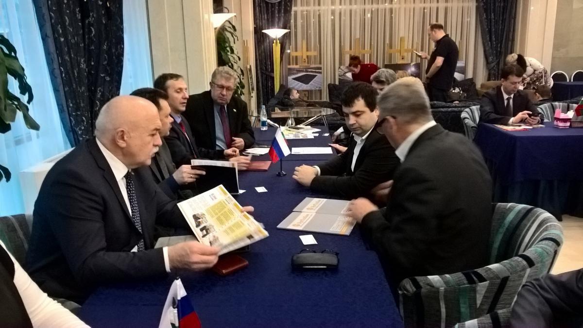 Делегация Ставропольского края приняла участие вмеждународной конференции повнешней экономике